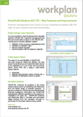 WorkPLAN What's New Datasheet