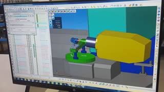 WORKNC & WORKPLAN Software vital for precision mould tools and cold runner blocks.