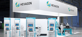 Global Industrie Show Features Hexagon Production Software and Measurement Tools